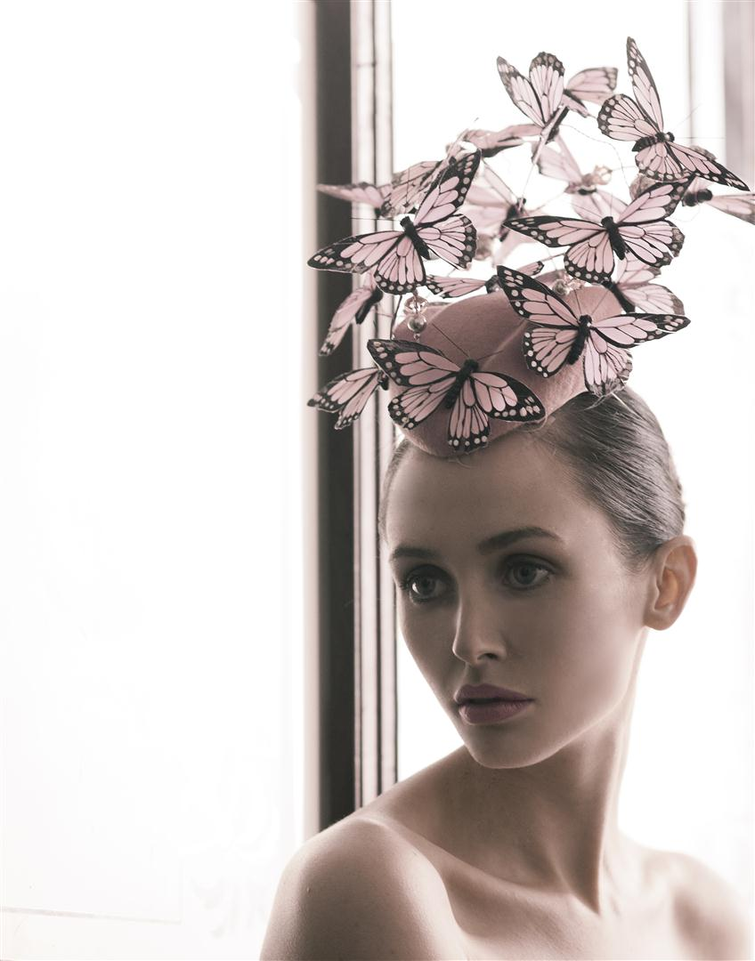 grÁinne maher millinery debuts at house of fraser | the beauty cloud