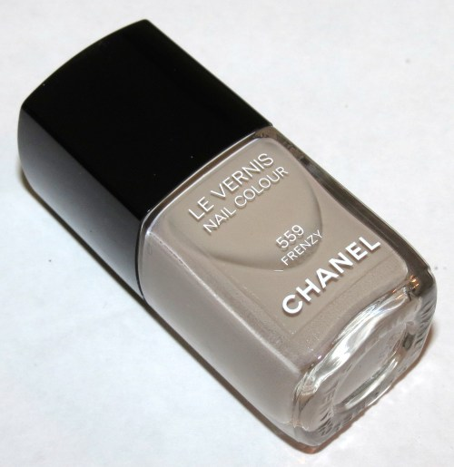 Nude Chanel Le Vernis in Frenzy