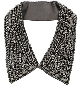 Wallis.co.uk  Embellished Collar Necklace   Was £18.50 Now £12.95