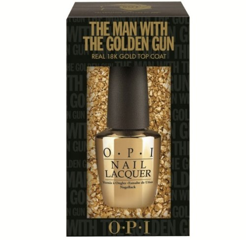 OPI- The Man With The Golden Gun