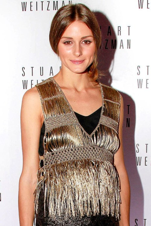Olivia Palermo keeping it casual on the Red Carpet