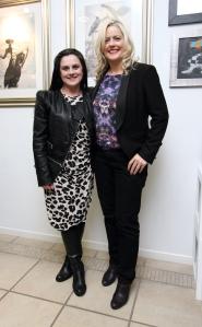 Gráinne Maher & Sharon Curran