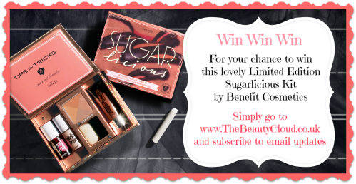 Win a New Sugarlicious Kit!