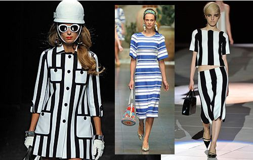 Moschino, Dolce & Gabbana, Marc Jacobs.