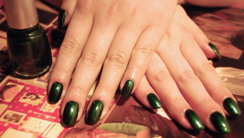 China Glaze Jolly Holly
