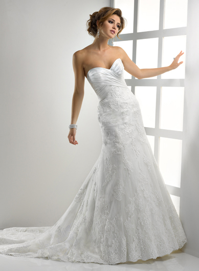 'Freya' by Sottero and Midgley (Front)