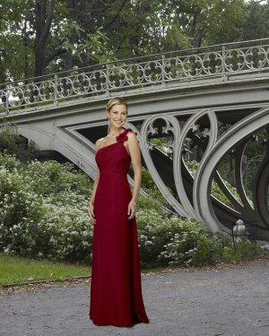 valentines bridesmaid dresses