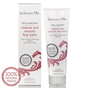 Balance Me - Cleanse and Smooth Face Balm