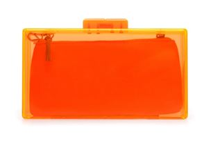 Zara.com  COLORED METHACRYLATE BOX BAG  £19.99