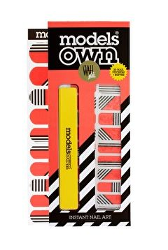 Models Own WAH Nail Transfers - Stripes  www.asos.com  £7.00