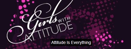 Girls With Attitude Logo www.girlswithattitude.co.uk