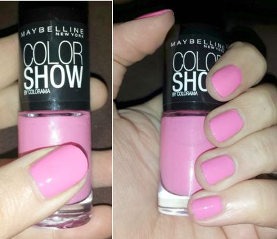 Maybelline Colorama Shade 262 Pink Boom