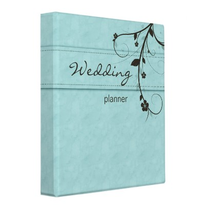 Wedding Plan Folder
