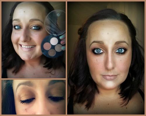 B. Complete Glisten Eyeshadow Palette