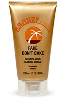 Fake Don't Bake - Bronze Ambition