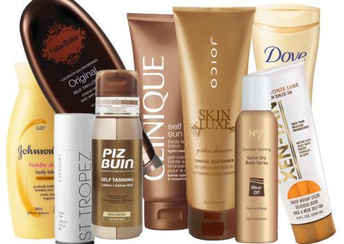 Fake-Tan-Products