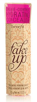 Benefit Cosmetics Fake Up Concealer, Hydrate, dark circles