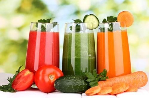 7 Day juice diet