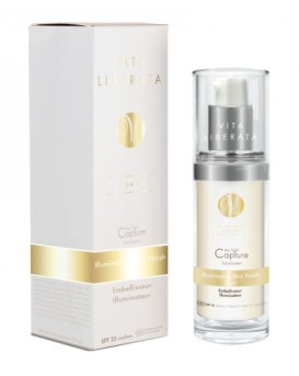 Vita Liberata Capture the Light Buttermilk Translucent Gold
