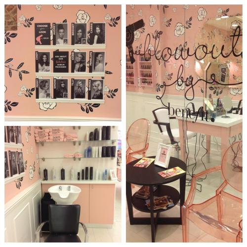 New Benefit Cosmetics Boutique, 17 south william street, Dublin