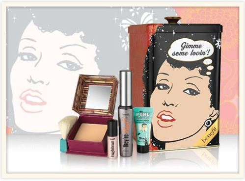 Gimme Some Lovin, Christmas Gift Sets, Benefit Cosmetics