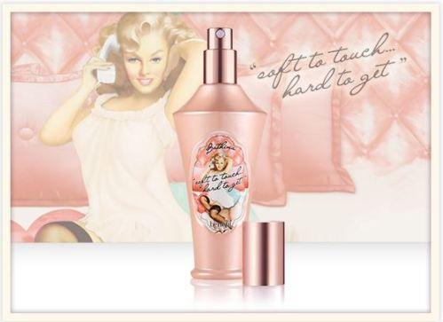 New Bathina Body Oil Mist by Benefit Cosmetics