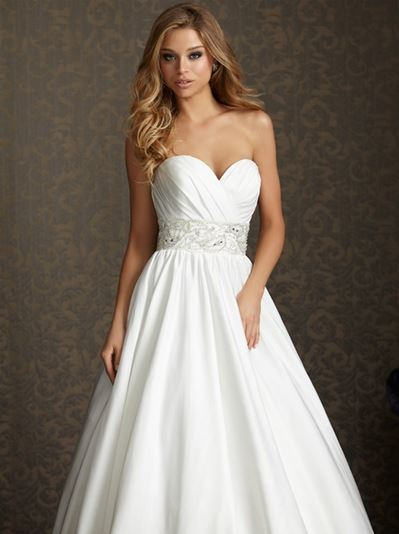 DOTM, Cathedral Gowns, allure bridal, wedding dress, gown