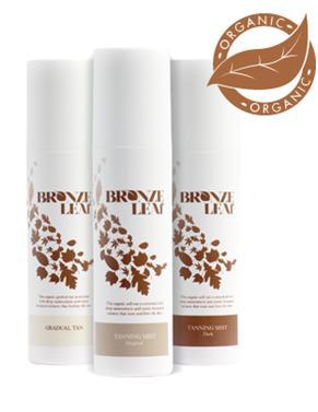 Bronze Leaf Tanning Mist