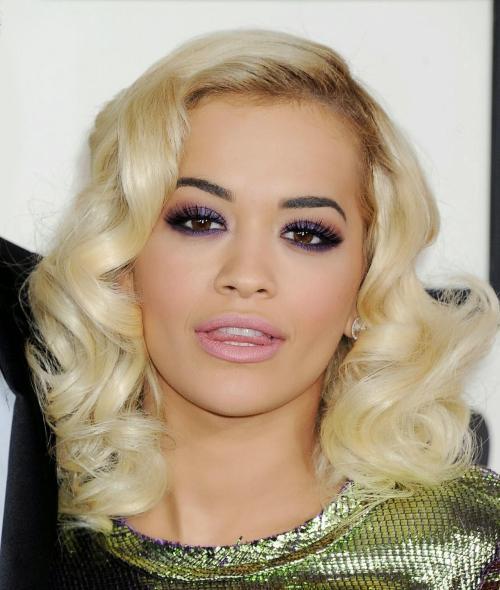 Rita Ora at The Grammys 2014