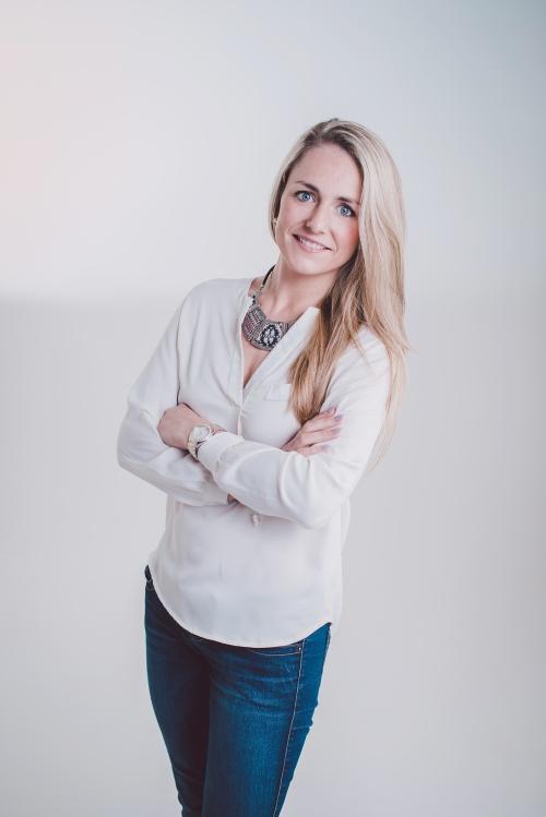 Face of Blush winner 2014 - Zoe Nicholson