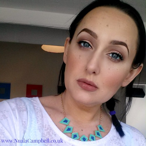 Nuala Campbell - Makeup Artist - Make-up of the Day (MOTD)