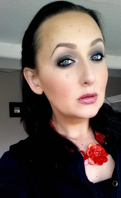 MOTD, Makeup of the Day, Nuala Campbell, Makeup Artist, MUA, Makeup, Makeup Atelier, Benefit Cosmetics, MAC, NYC