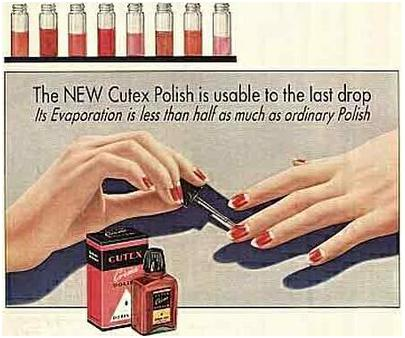 Cutex Polish