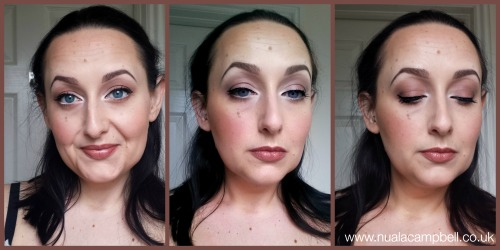 MOTD, Makeup of the Day, Summer, Makeup, Light, Bronze, Smoky, Makeup Atelier Paris, Benefit Cosmetics, MAC, B, Superdrug