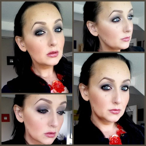 MOTD, Makeup of the Day, Nuala Campbell, Makeup Artist, MUA, Makeup, Makeup Atelier, Benefit Cosmetics, MAC, NYC