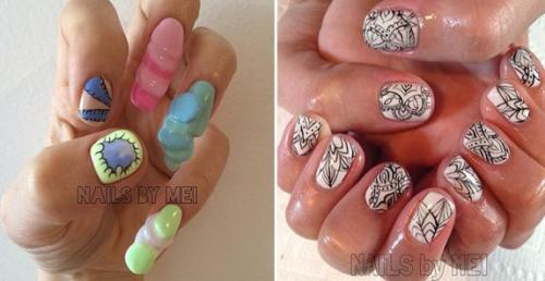 Nails by Mei 3