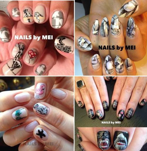 Nails by Mei