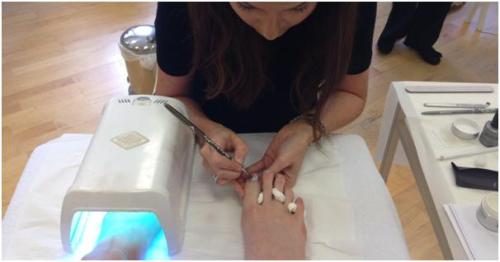 Swarovski  Bling toes workshop at ASU