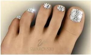 Swarovski Bling Toes Workshop