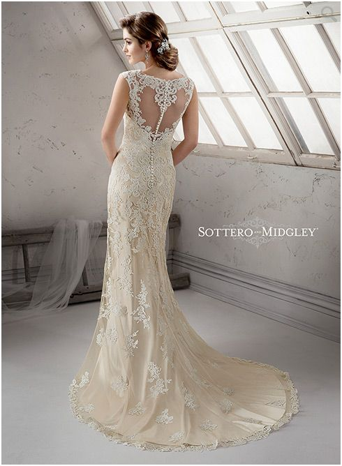 Sottero and Midgley, bridal gown, Francine