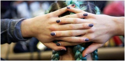NY Fashion Week Nail Trends: DKNY